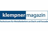 Logo Klempner Magazin
