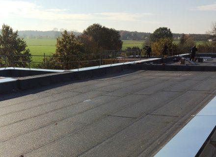 Sanierungspreis in der Kategorie Flachdach - Von der Kalt- zur Warmdachkonstruktion, nach der Sanierung