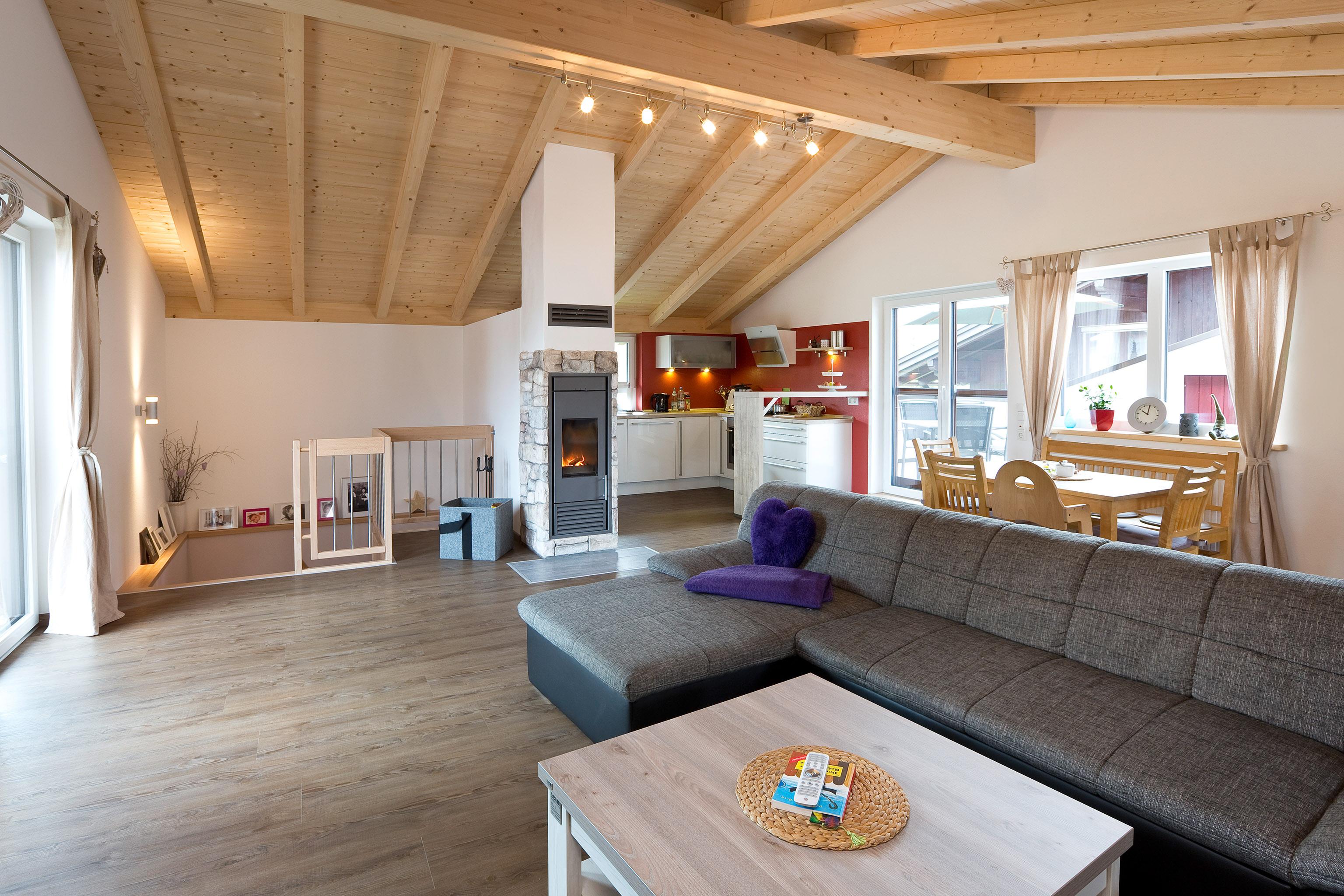 Aufstockung Und Anbau Mit Dachterrasse Sanierungspreis