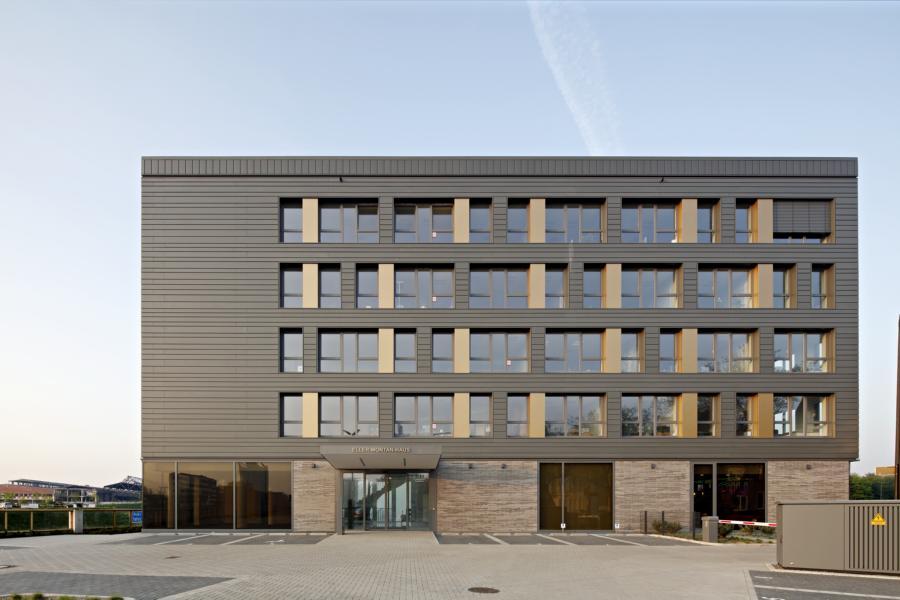 Revitalisierung Eller Montan Haus Duisburg